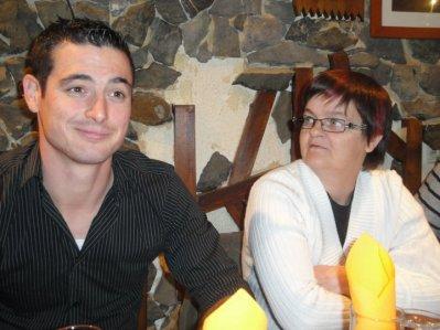 Encor Daniel et Maman!!