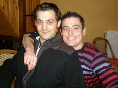 Alain mon autre grand frére et Daniel!!