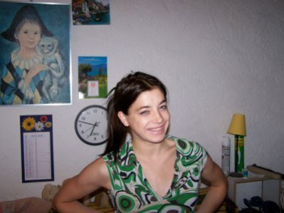 Aurore ma 2eme grande soeur^^