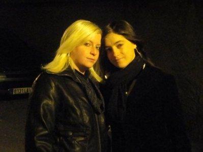 Aurore et Angel!!