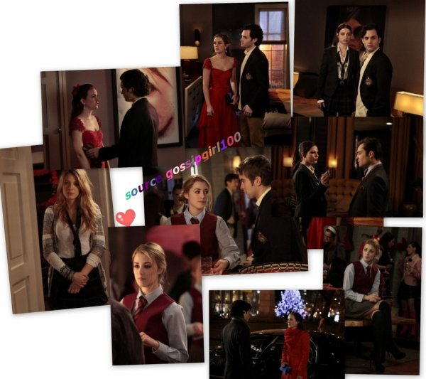 Gossip Girl: 5x15 Crazy,Cupid,Love