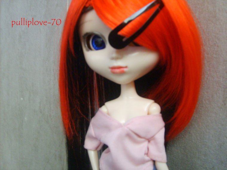 Avis sur la pullip make it own de pulliplove-70