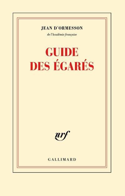 Le Guide des Egarés