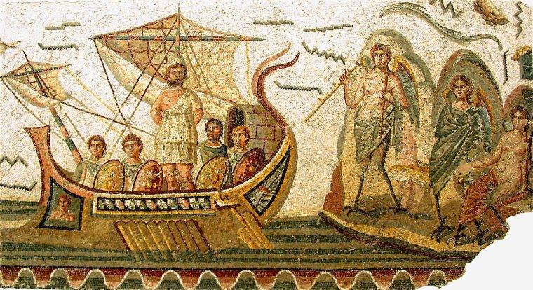 """"""" Heureux qui, comme Ulysse, a fait un beau voyage """""""