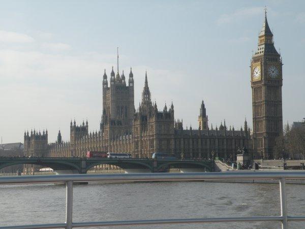 London _ 19/22 Mars 2012