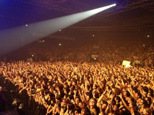 16 Mars 2012 _ Concert Simple Plan @ Zénith Paris <3
