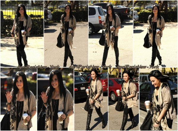 Demi is Back :D