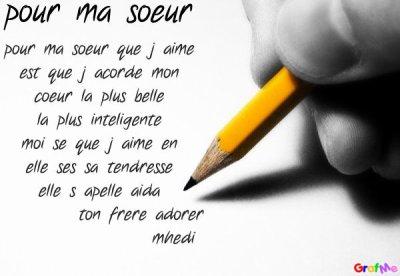 Le Peme Pour Ma Soeur Blog De Bleach590