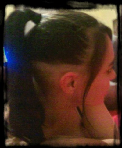 Gabber Haircut