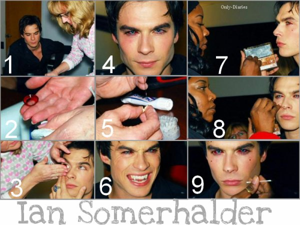 Article 5. [ Transformation Ian Somerhalder ]
