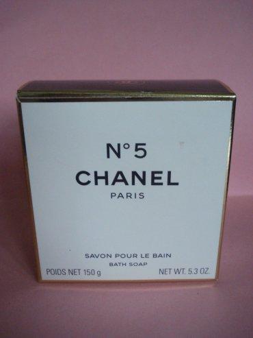 savon 5 chanel