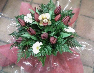 encore des bouquets!
