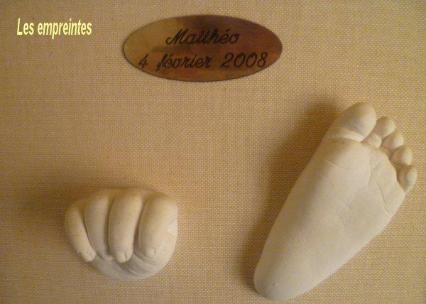 Des pieds & des mains à croqué