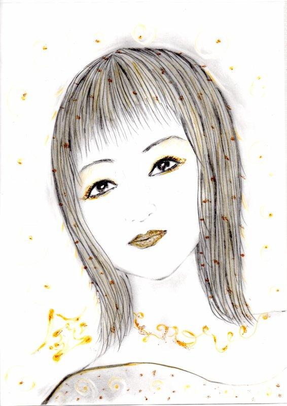 """Toutes les choses dans l'univers prennent un nouvel aspect. """"万 象 更 新 """"""""金玉满堂""""... """"L'or . Jade.. .. Salle pleine"""