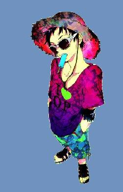 Luffy *µ*