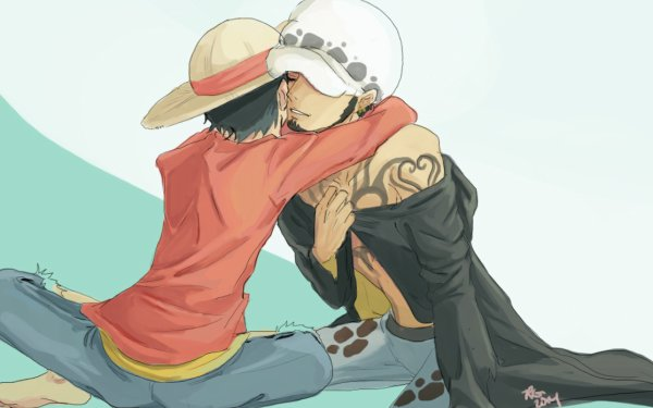 Law & Luffy suite !