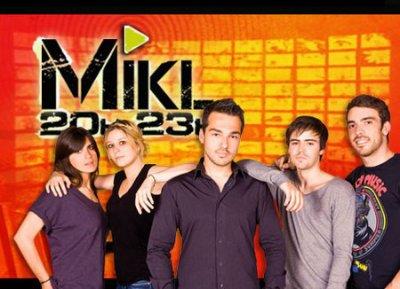 Lien des podcast de l'émission de Mikl