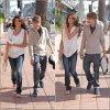 6 février 2011 | Selena était avec Justin Bieber à Santa Monica .