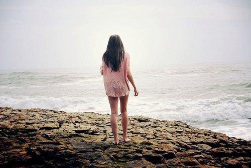 Je suis attiré par l'impossible, c'est pour cette raison que je suis folle de toi.