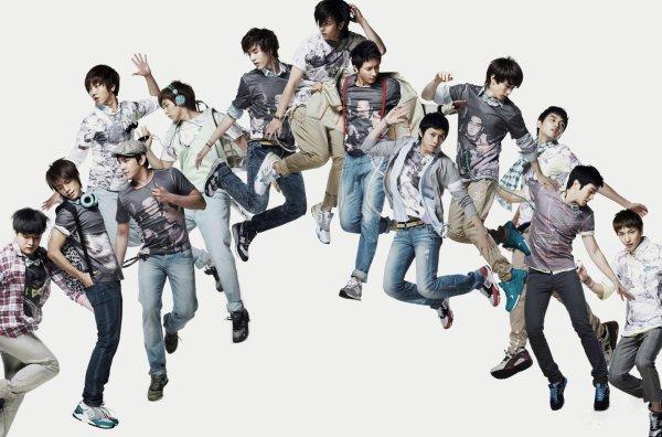 Super Junior!!! =)