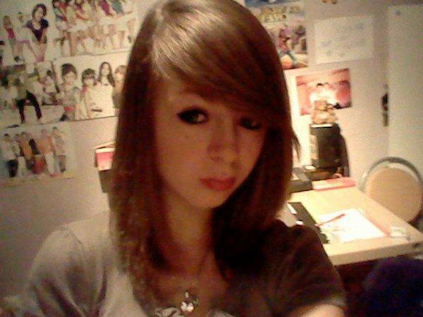 Des nouvelles photos de moi :)