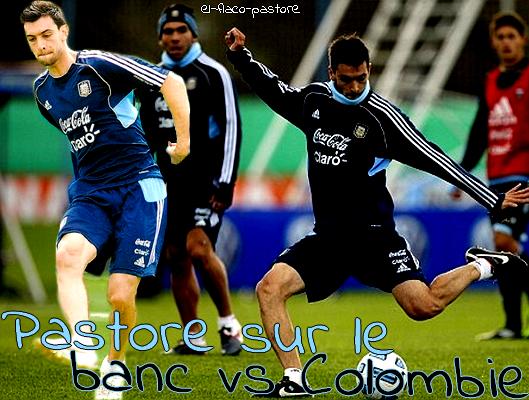 Eliminatoires AmSud COUPE DU MONDE 2014, Colombie - Argentine : 1-2