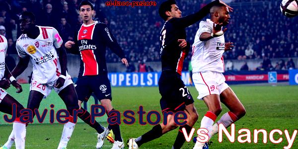 14ème journée de L1, Paris Saint-Germain - AS Nancy : 0-1 (0-0)