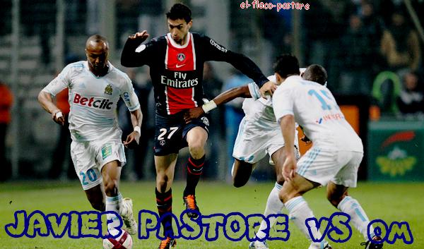15ème journée de L1, om - Paris Saint-Germain : 3-0 (1-0)