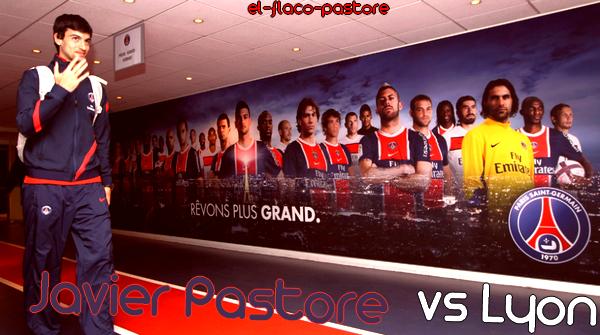 1/4 de finale de la COUPE DE FRANCE, Paris Saint-Germain - Lyon : 1-3