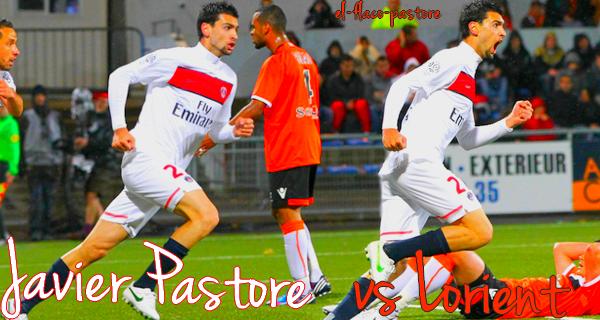 38ème journée de L1, Lorient - Paris Saint-Germain : 1-2 (1-0)