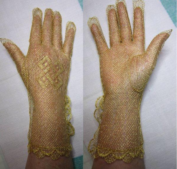 Les gants en fil d'or (suite 65)