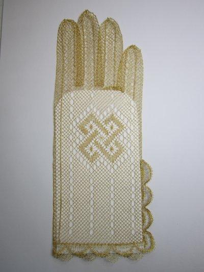 Les gants en fil d'or (suite 71)
