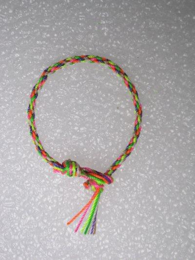Kumihimo : bracelet 13