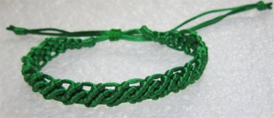 Macramé : bracelet 26