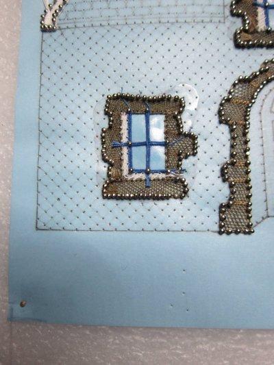 Dentelle : ma petite maison bretonne (suite 3)