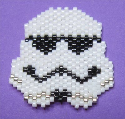 Perles : Star Wars, Stormtrooper 1