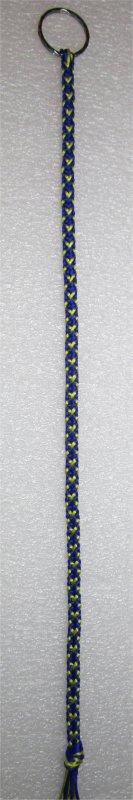 Kumihimo : bracelet Hira kara (12 bis) 2
