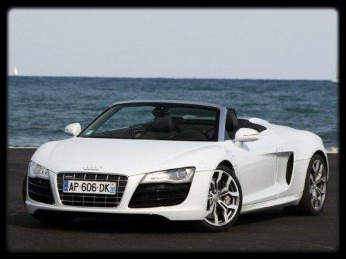 La voiture de mes rêves...