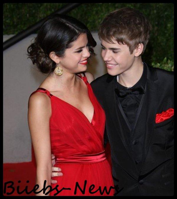 ♥ Justin  a enfin trouvé l'élu de son coeur :)