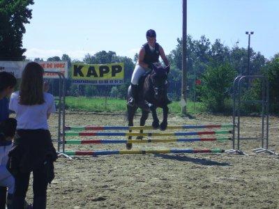 nounoumi & son pony