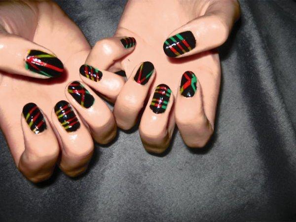 Parce que mes ongles sont trop kiffants ♥