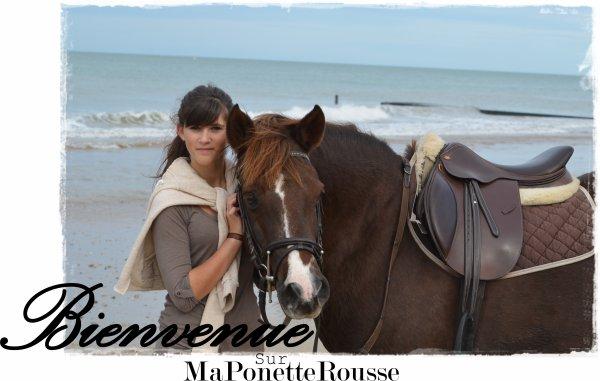 MaPonetteRousse ♥