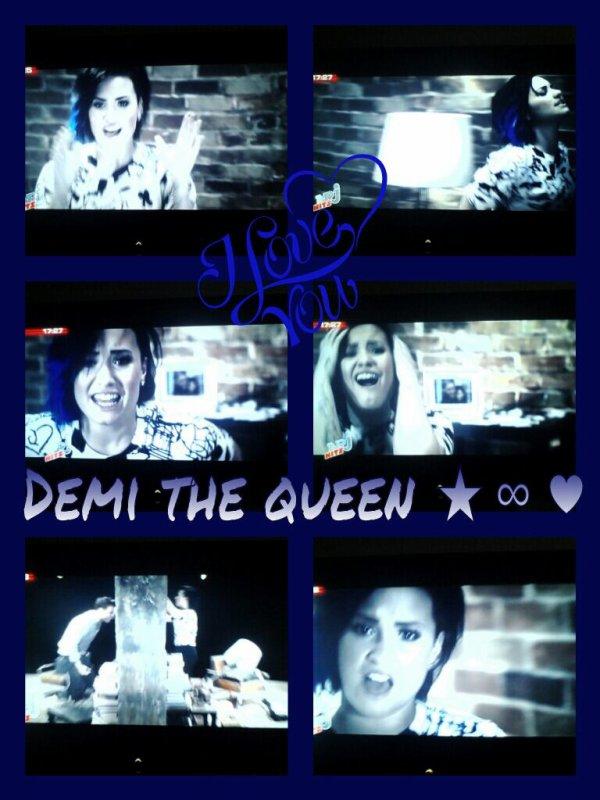 """Demi Lovato in """"Up"""""""