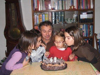 Les 60 ans de Papi Claude !