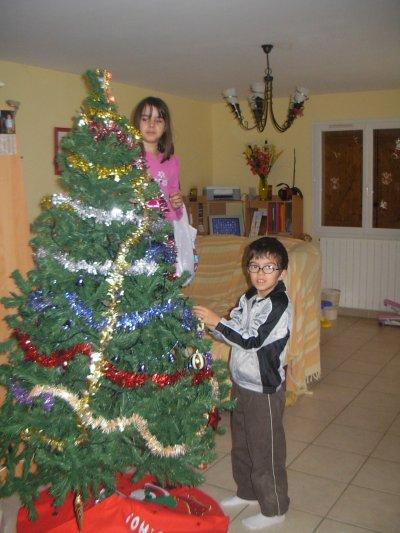 Ambiance de Noël !