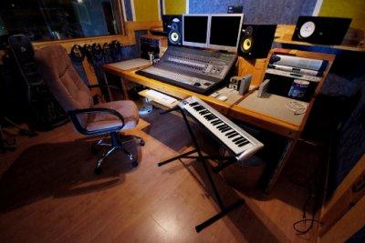 une vie au studio