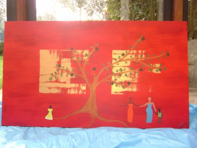 Nouveau tableau pour un ami....