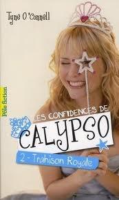 Les confidences de Calypso tome 1 à 4 - Tyne O'Connell