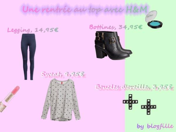 Une rentrée chez H&M
