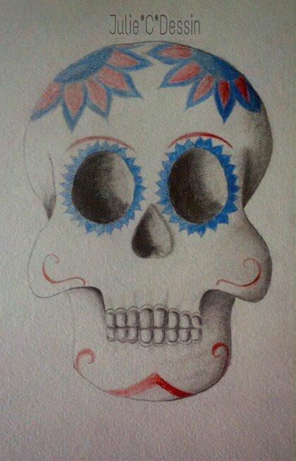 * Tête de mord mexicain *